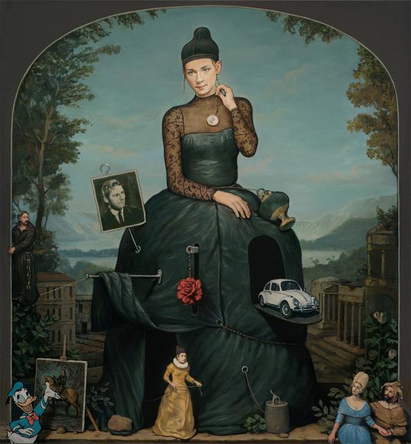 Alan Macdonald, 'A Place for Us', 2016, Tatha Gallery
