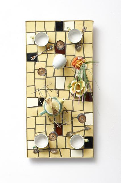 , 'Faux tableau piège,' 2011, LEVY Galerie