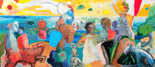 Carlos Franco, 'JUAN Y PINCHAME', 2013, HG Contemporary