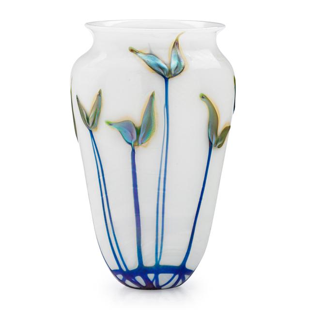 Charles Lotton, 'Vase With Flowers, Crete, IL', 1979, Rago/Wright