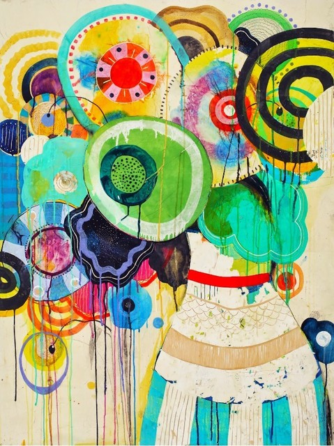 "Liz Tran, '""Bouquet Eleven""', 2015, Bonner David Galleries"