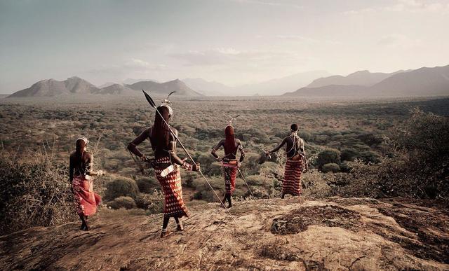 , 'XVII 230 - Nyerere, Loingu, Lewangum, Lepokodu - Kaisut Desert - Kenya,' 2010, Kate Vass Galerie