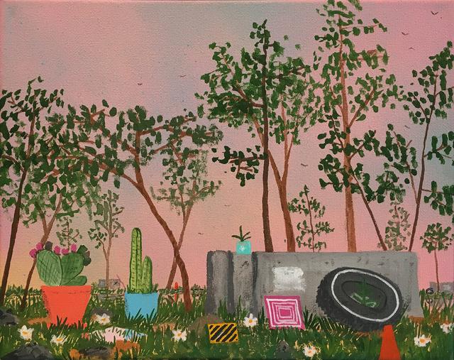 , 'Edge,' 2018, Antieau Gallery