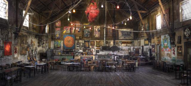 , 'Catedral Del Tango,' 2013, UNIX Gallery