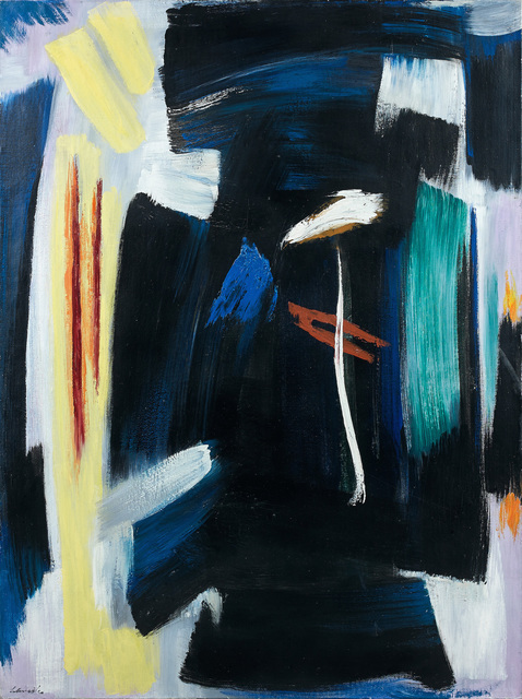 , 'Opus 47 B,' 1953, Galerie Diane de Polignac & Chazournes