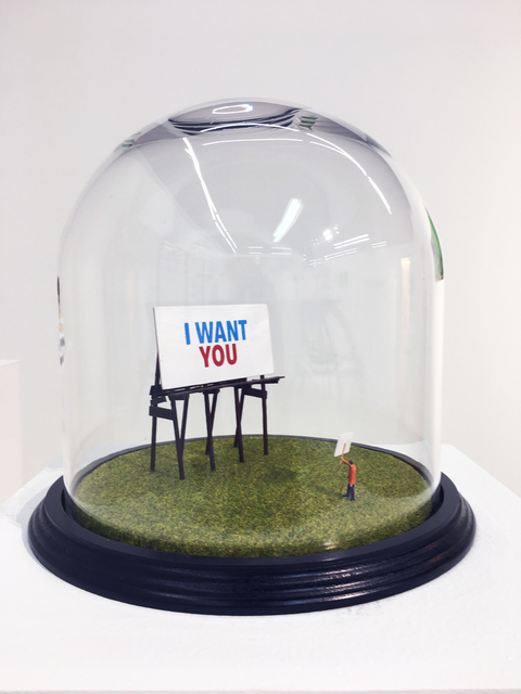 , 'I Want You,' 2019, Fabien Castanier Gallery