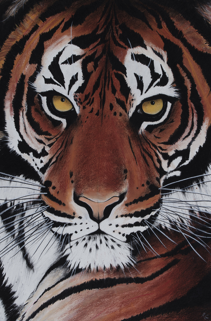 , '14. Moon Tiger,' 2018, Sladmore Contemporary