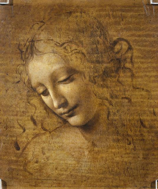 , 'Head and Shoulders of a Woman (La Scapigliata),' 1500-1505, The Metropolitan Museum of Art