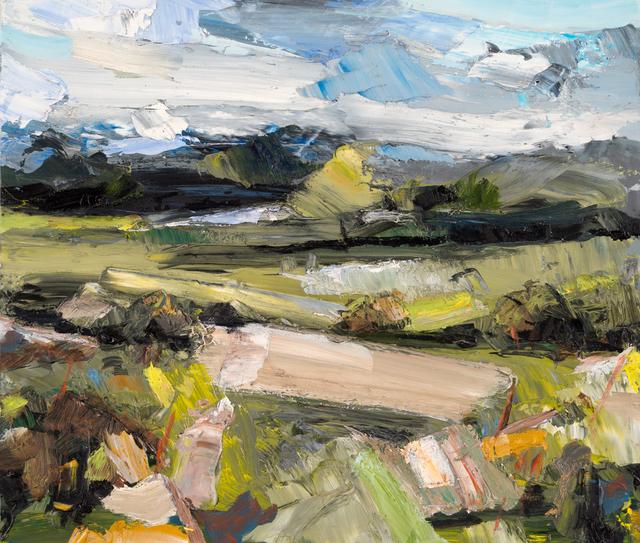 , 'Scrubland ,' 2016, Oeno Gallery