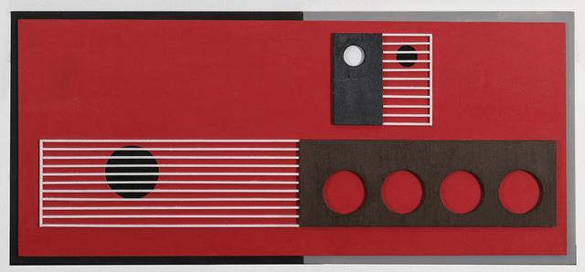 , 'Anche la cornice 1935/1989,' 1989, Repetto Gallery