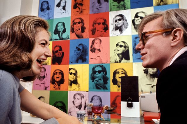, 'Andy Warhol and Ms. Skull,' 1965, KP Projects