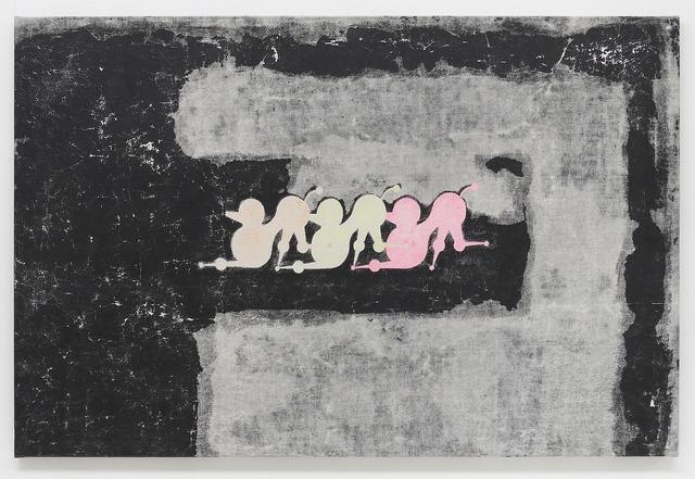 , 'Mondo Cane Kama Sutra (Distressed) #16,' 1983-1988, Mai 36 Galerie