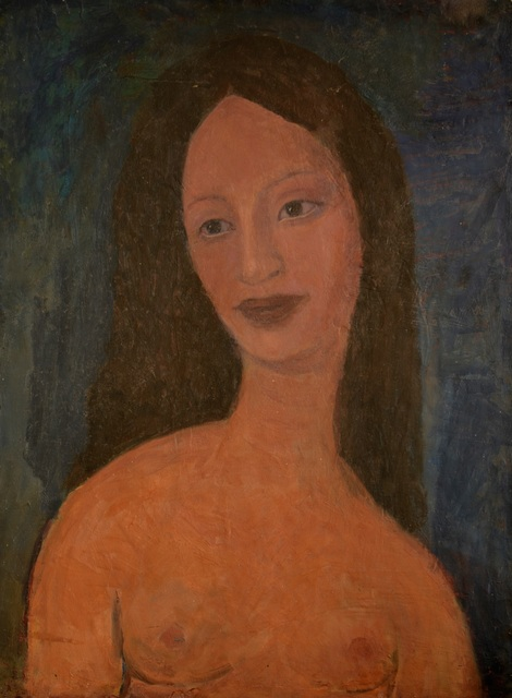 , 'Portrait of a Girl (Guzel),' 1993-1995, Aspan Gallery