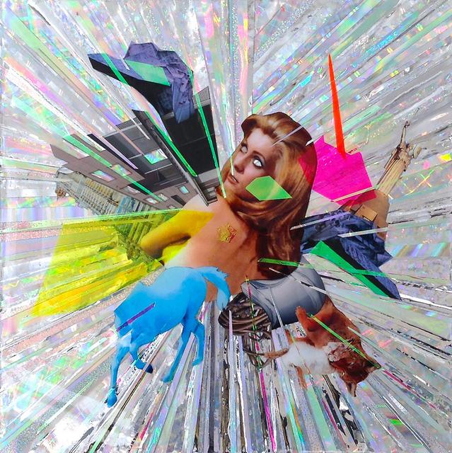 , 'Dispersion / White Horse,' 2014, Bruno David Gallery & Bruno David Projects