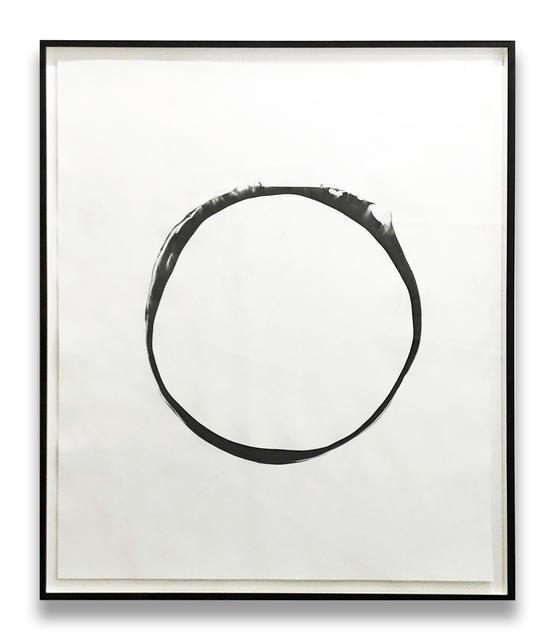 Franziska Furter, 'Corona II', 2012, Drawing, Collage or other Work on Paper, Ink on paper, Lullin + Ferrari