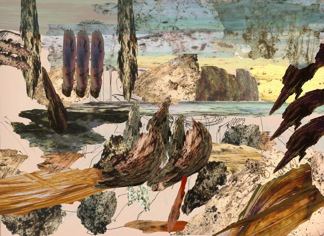 , 'Landscape No. 3,' 2019, Kovet.Art