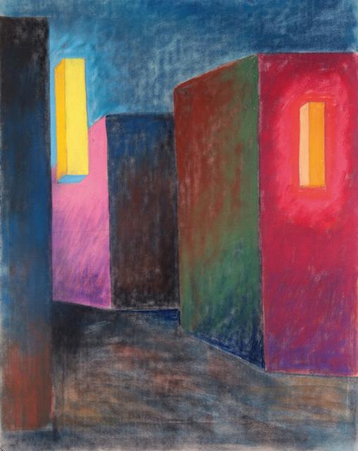 , 'La strada,' 1985, Dep Art