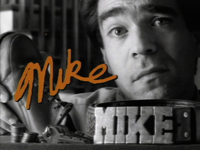 Michael Smith (American, b. 1951), 'Mike', 1987, Electronic Arts Intermix (EAI)