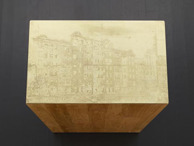 , 'Building #3,' 2014, Sandra Gering Inc