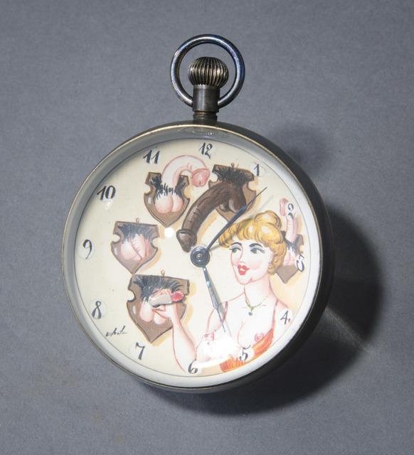 , 'Trophy Wall Ball Clock,' 21st Century, Hieronymus