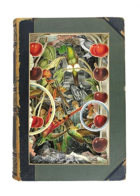 , 'Meyers konversation lexikon 1908,' 2013, Victor Lope Arte Contemporaneo