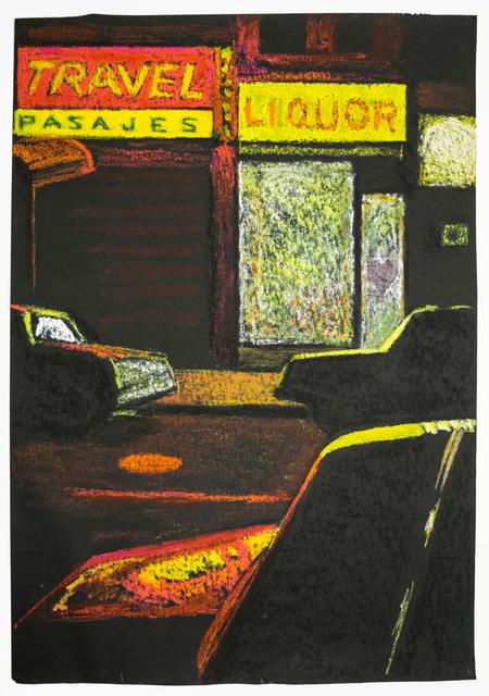 Jane Dickson, 'Pasajes', 1982, Brooke Alexander, Inc.