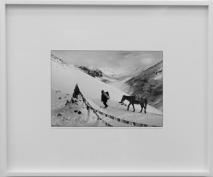 , 'A 28 Day Walking Expedition in Nepal,' 2011, Van der Mieden Gallery