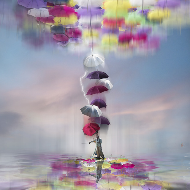 , 'Colorer le monde: Equilibrer,' , Simard Bilodeau Contemporary