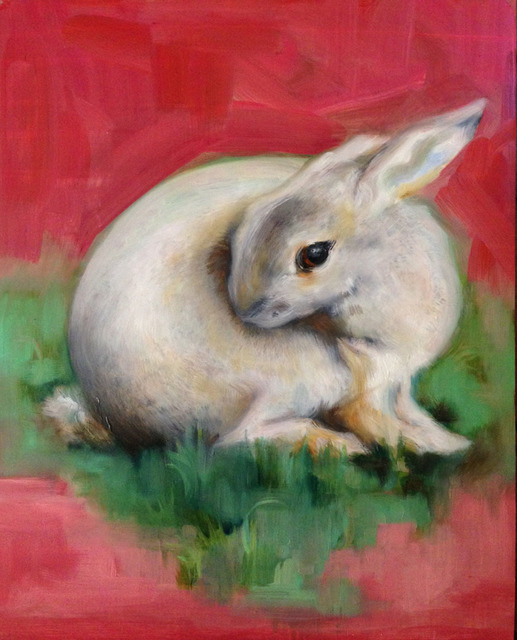 , 'Rabbit,' 2017, Haven Gallery