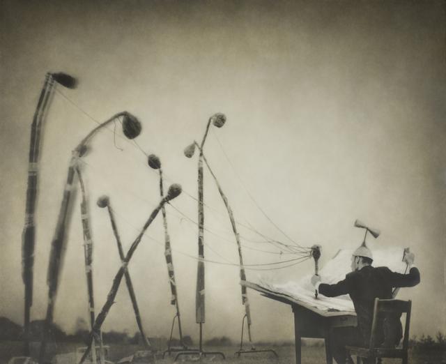 , 'Windwriting,' 1998, Slete Gallery