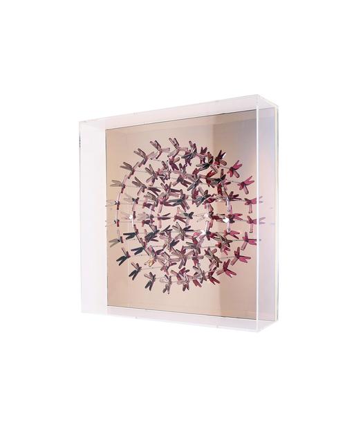 , 'Dragonflies in Camouflage, Petal,' 2018, LNS Gallery