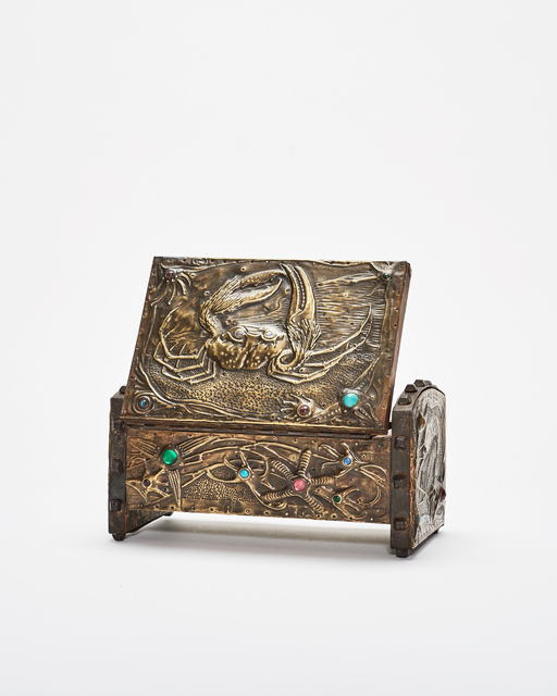 , 'Crab Box,' ca. 1900, Jason Jacques Gallery