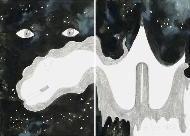 , 'La noche es nuestra (#loie3107),' 2018, Estrany - De La Mota