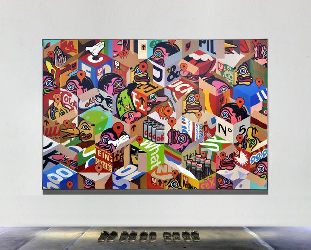 , 'Lompat Besar / Big Leap,' 2015, Mizuma Art Gallery