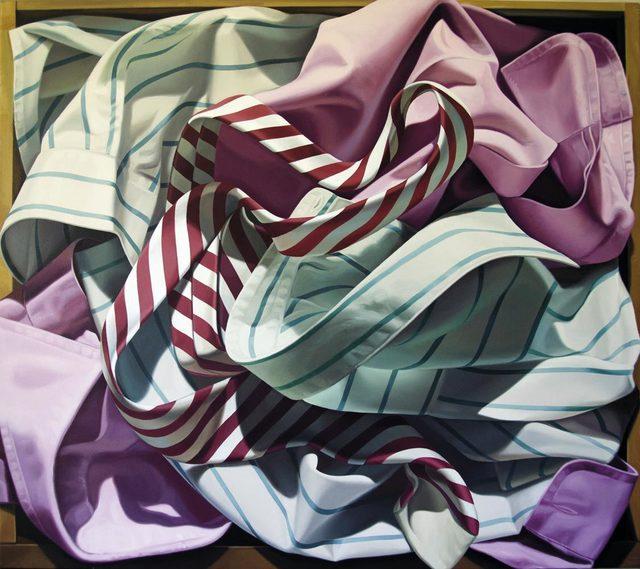, 'Camicie nel cassetto,' 2018, Galleria Punto Sull'Arte