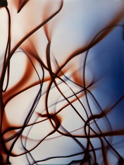 Ellen Carey, 'Penlights (Blue)', 2007, Heather Gaudio Fine Art