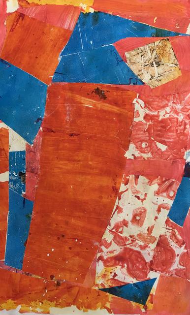 Jeffrey Kurland, 'Blue Jay Red Sky', 2019, Gagné Contemporary