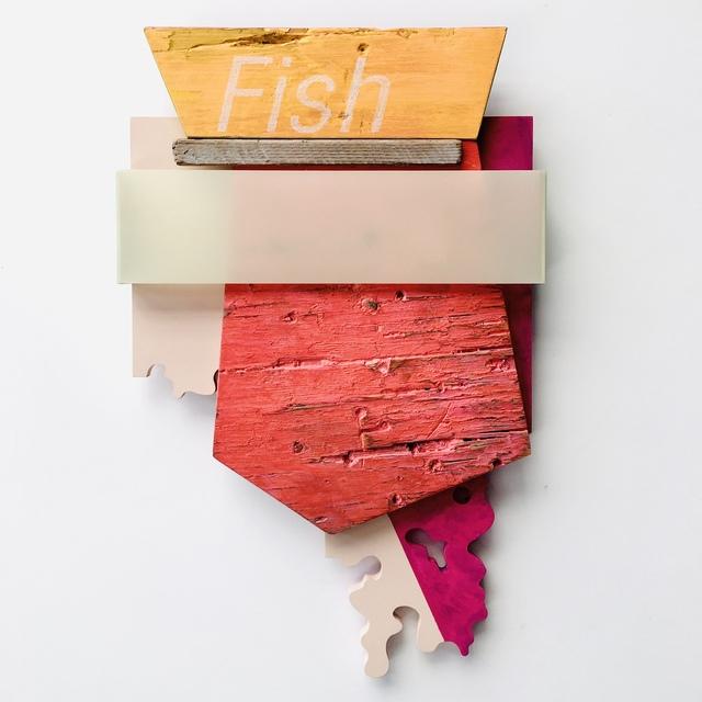 , 'Fish,' 2020, Ruiz-Healy Art