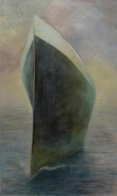 , 'Argos III,' 2016, Galería Quetzalli
