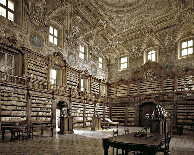 , 'Biblioteca dei Girolamini, Naples, Italy | World Libraries,' 2018, CHROMA GALLERY