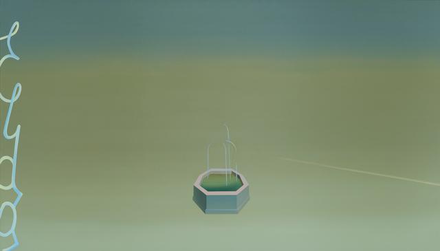 , 'Cement garden 1,' 2016, Galerija VARTAI