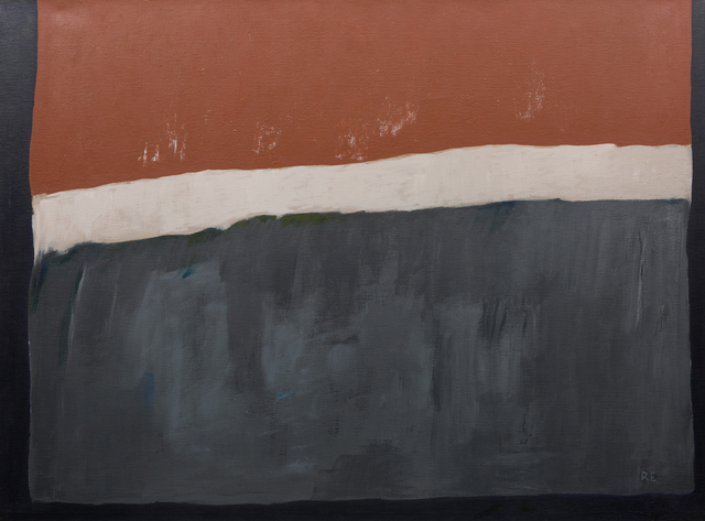 , 'Black Fields XI,' 1981, Childs Gallery