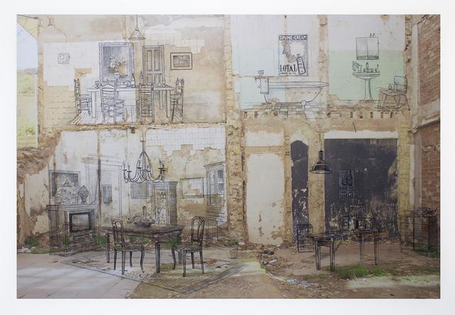 , 'Ruína Habitada II,' 2017, White Noise Gallery