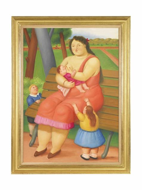 , 'Maternity,' 2011, Opera Gallery