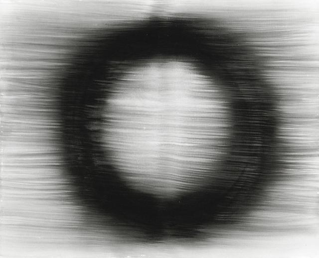 Anish Kapoor, 'Untitled (Circle)', 1996, Galerie Sophie Scheidecker