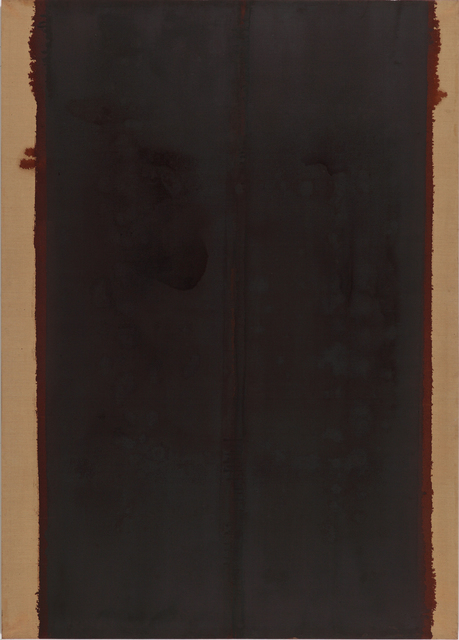 , 'Burnt Umber & Ultramarine,' 1988, PKM Gallery