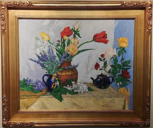 , 'Spring Flowers,' 2018, Masters Gallery