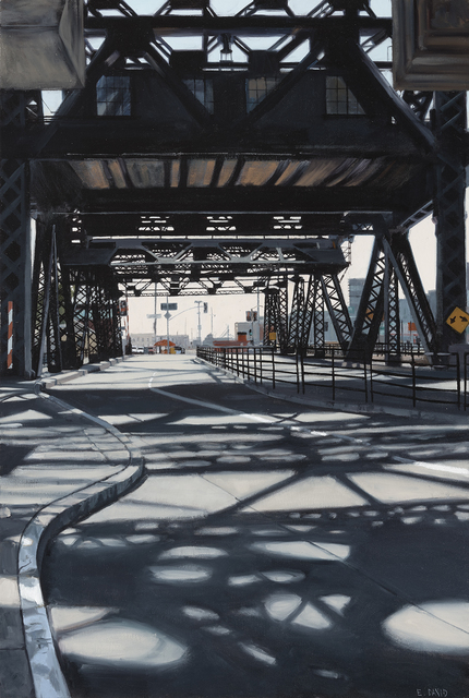 , 'Third Street Bridge, Morning Light,' 2017, Paul Thiebaud Gallery