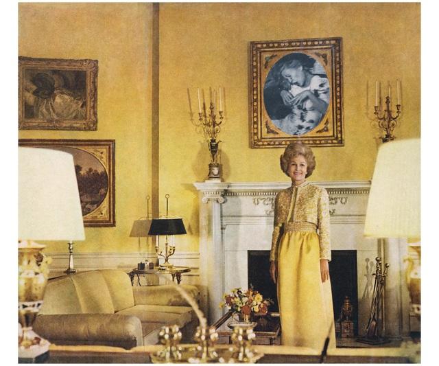 , 'First Lady (Pat Nixon),' 1967-1972, Seattle Art Museum
