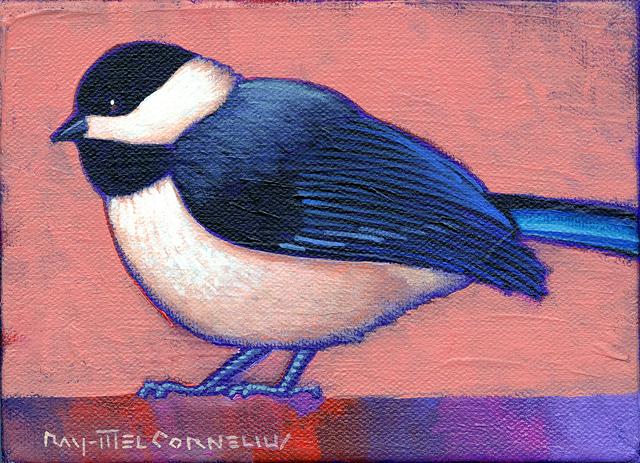 Ray-Mel Cornelius, 'State Bird: ME, MA', 2019, Ro2 Art